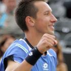 def. Janko Tipsarevic, 6-3, 6-0 ATP World Tour 250, Grass, €398,250 S-Hertogenbosch, Netherlands