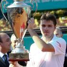 def. Victor Hanescu, 6-2, 6-3 ATP World Tour 250, Clay, €398,250 Casablanca, Morocco