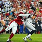 A 12-year veteran defensive end who helped the Arizona Cardinals reach the Super Bowl in 2009, Bertrand leaves the game with 65 sacks and 232 combined tackles.