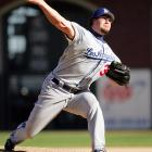 Gagne retired with 187 saves over a 10-year MLB career. For the majority of his career, he served as the Dodgers' closer, but also pitched sparingly for Boston, Texas and Milwaukee in the late 2000s. In 2003, Gagne won the National League Cy Young Award as Los Angeles' closer, converting all 55 of his save opportunities (part of a three-year period over which he was 84-for-84). But his name was dragged through the mud when it was mentioned in the infamous Mitchell Report, effectively ending his playing career.