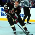 One of the NHL's premier power forwards for 18 seasons, the hard-nosed Tkachuk began his career at age 19 with the Winnipeg Jets and concluded it with the St. Blues. In between, the five-time All-Star scored 538 goals (good for 30th all time in league history) and became the first American-born player to lead the NHL in goals (52, for the Phoenix Coyotes in 1996-97).
