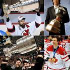One of the finest offensive defensemen of his era, Scott Niedermayer's mantelpiece is covered with gleaming baubles. He's believed to be the only hockey player in history to have won the Stanley Cup (1995, 2000, 2003, 2007), Olympic gold medals (two, including the 2010 Winter Games in Vancouver), a World Championship, the World Cup, the Memorial Cup, and the World Junior championship. During his 18 years in the NHL with the Devils and Ducks, the swift-skating workhorse won the 2004 Norris Trophy (best defenseman), accumulated 172 goals and 568 assists, and only missed the playoffs twice. Upon his retirement, he said his fairy tale moment came in 2007 when he won the Stanley Cup with his younger brother, Rob, while skating for the Ducks.