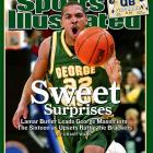 Many felt Hofstra should have been selected instead of the Patriots, who were a No. 11 seed. But Jim Larranaga's squad defied the critics and pulled off one of the most improbable runs in tournament history, knocking off Michigan State, UNC and UConn -- in a memorable 86-84 overtime finish -- to become the first mid-major to reach the Final Four since Penn in 1979.