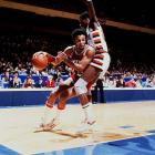 In 1979, UPenn made an improbable run to the Final Four, and no Ivy has done so since. Without a single player on scholarship, the ninth-seeded Quakers knocked off third-ranked North Carolina, Jim Boeheim's Syracuse Orange and Lou Carnesecca's St. John's squad before being routed by Magic's Michigan State.