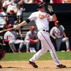 Wieters, the No. 5 overall pick in the 2007 draft, took over full-time catching duties in Baltimore midway through the 2009 season and after a slow start, the switch-hitter finished with a .288 average and .340 on-base percentage.