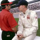 """Junior looked to his father for reassurance when he made the leap into NASCAR's Busch Series. """"When I started running Busch, I got serious. Everything about that was cool,"""" he told the Sporting News. """"Sure, I was seeking my father's approval. I wanted to make him proud. I'd been trying to do that all my life."""" Junior did just that, winning 13 races within the next two years."""