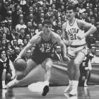 Before he became one of the winningest coaches in NBA history, Riley was the 1966 SEC Player of the Year for the Wildcats. That year's team totaled 27 wins, but it's most famous for one of its two losses -- to Texas Western in the championship game, which inspired the movie Glory Road. Things went from bad to worse for Riley in his senior season, when the team finished 13-13, the worst record during Adolph Rupp's career.
