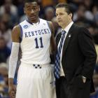 It was a natural fit -- the nation's top young point guard and a coach known for mentoring floor generals. After tutoring Derrick Rose, the No. 1 pick in the 2008 NBA Draft, two years before, Calipari spent a year with Wall, the No. 1 pick in the 2010 draft. Their year together was mostly successful -- an All-America season for Wall and an Elite Eight appearance for Kentucky -- but it ended without a Final Four appearance.