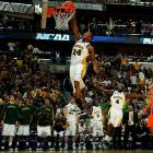 Which Sweet 16 team do  you think will win the national title? Take a look at the candidates and cast your vote on the last slide of this gallery.<br><br><i>Beat Sam Houston 68-59, Old Dominion 76-68.</i><br><br>They're tall, they have quality guards, they are a very good shooting team and defend well inside the arc. Plus the Bears haven't played their best ball yet in the NCAAs. There's not much not to like. Being this deep in the NCAAs is a new experience for Baylor, but if we're OK with Kentucky being led by freshmen, this shouldn't be the reason to discount Baylor.