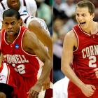 <i>Beat Temple 78-65, Wisconsin 87-69.</i><br><br>The Big Red had the most impressive weekend of any team in the field, eviscerating two of the nation's top 20 defenses. They are extremely experienced and confident, and the nation's best three-point shooting team. If Cornell makes it to Indy, it's probably the greatest Final Four run of the modern era. (Cast your vote on the last slide of this gallery.)