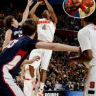 <i>Beat Vermont 79-56, Gonzaga 87-65.</i><br><br>Pretty much all season long, the Orange looked like a national title contender. They are the best shooting team in the country from inside the arc and should be suited to handle Butler. A regional final with Kansas State (or Xavier) won't be easy, but 'Cuse would be favored. If the Orange get a healthy starting center Arinze Onuaku back, they should have enough to make it to Indianapolis. (Cast your vote on the last slide of this gallery.)