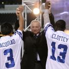 """""""I have wanted to bring a major boxing event to North Texas for many years, so why not bring in the biggest and the best?"""" Dallas Cowboys owner Jerry Jones said. """"Manny Pacquiao is boxing's No. 1 pound-for-pound attraction and the world champion. Manny defending his title against Joshua Clottey is not just a great fight, it is the event, and one we can showcase to the fullest in Cowboys Stadium."""""""