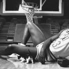 O'Neal played three seasons at LSU and recorded career averages of 21.6 points, 13.5 rebounds and 1.7 assists per game.