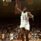 O'Neal soars in for a slam dunk during a 1991 game against Tennessee.