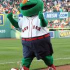 MLB Mascots