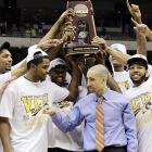 The Rams became the third 11-seed in NCAA history to make the Final Four when they went on an unbelievable run. It began with a First Four game against Southern Cal, then upsets of No. 6 Georgetown, No. 3 Purdue, No. 10 Florida State (in overtime) and No. 1 Kansas.
