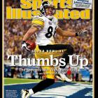 An all-purpose athlete at Georgia, Ward played quarterback, running back and receiver for the Bulldogs, but since joining the Steelers he's shifted solely to receiver and has been an outstanding one. He is the Steelers' all-time leader in receptions and was named MVP of Super Bowl XL.
