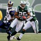 Rhodes came out of Louisville with little fanfare, but won the starting strong safety job with the Jets in his rookie season and started all 16 games for New York. In his second and third seasons, Rhodes made a name for himself as a playmaker in the secondary, intercepting a total of nine passes, racking up seven sacks, and forcing five fumbles. The Jets shipped Rhodes to Arizona in March in exchange for draft picks.