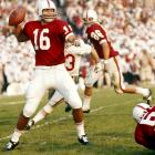 No, there isn't a Hall-of-Famer among this bunch, but the Class of '71 produced six QBs who became solid pros and some of the decade's most memorable names. Jim Plunkett (pictured) of Stanford (R1, 1, Patriots), Archie Manning of Mississippi (R1, 2, Saints), Dan Pastorini of Santa Clara (R1, 3, Oilers), Lynn Dickey of Kansas  State (R3, 56, Oilers), Ken Anderson of Augustana (R3, 67, Bengals) and Joe Theismann of Notre Dame (R4, 99, Dolphins).
