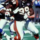 """Wilkinson played four seasons with the Bengals after Cincinnati took the Ohio State product with the first overall pick, recording 25.0 sacks and missing just three games. The Bengals sent Wilkinson packing after the defensive end called Cincinnati a """"racist"""" city, and the Dayton native spent the remaining seven years of his career playing for the Redskins, Lions and Dolphins."""