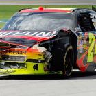 """I thought all day, the racing was amazing. I don't think you could have asked for better, so I applaud that rear spoiler.""     Jeff Gordon at Talladega"