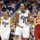 Tina Charles finished a fabulous four-year career at UConn with two straight national titles.