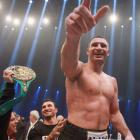 The  other  Klitschko brother walked through Manuel Charr on Sept. 8 for his ninth title defense. Retirement for a political career may be next: Vitali's party won seats in the election last month. If not, a lucrative showdown with British bigmouth David Haye could loom.
