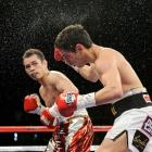 The Filipino Flash scored a 29th consecutive victory with a ninth-round knockout of Toshiaki Nishioka on Oct. 13. Despite an injured left hand that required nine stitches, Donaire returns on Dec. 15 against Jorge Arce in an HBO-televised bout -- his fourth fight in 2012.