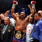 In a heavyweight division that's been dominated by Eastern European technicians for the past decade, the outspoken Haye has been a breath of fresh air. The London slugger, who captured the WBA heavyweight title in November 2009, defended it twice with an explosive ninth-round knockout of John Ruiz and a third-round stoppage of Audley Harrison. With an undersized frame and outsized personality, Haye hopes to unify the long-fractured heavyweight championship with title fights against the Klitschko brothers in 2011.