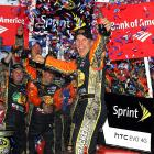 McMurray was supposed to become a star after winning his second career race in 2002 while subbing for the injured Sterling Marlin in a championship-contending No. 40 Dodge at Charlotte. It's didn't really pan out ... until now. McMurray started 2010 by taking the Daytona 500 and he added victories at the Brickyard 400 and the Bank of America 500, doubling his career victory total.