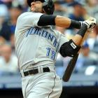 Thought to be nothing more than a useful utility man, Bautista had never hit more than 16 homers in a season before 2010. But the 30-year-old journeyman put together a monster season for the Blue Jays: He hit a major-league-leading 54 home runs -- 12 more than No. 2 Albert Pujols -- and had 124 RBIs, third most in the bigs. Bautista finished fourth in the AL MVP voting.