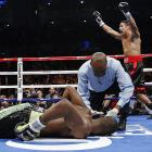 The late-blooming middleweight, 35, who didn't pick up the sport until his 20s, is the hottest fighter in boxing. He won the middleweight (160 pounds) title by upsetting Kelly Pavlik in April, and in November he stopped Paul Williams with an electrifying second-round knockout. The win over Williams effectively locked up the 2010 Fighter of the Year award for Martinez.