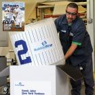 """With the infamous SI cover jinx ravaging the Yankees' """"core four"""" --  Andy Pettitte, Mariano Rivera and Jorge Posada have come up lame since last week's appearance -- a bubblewrap company graciously offered to protect Derek Jeter."""