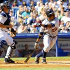 Curtis Granderson hit 102 home runs in six seasons with the Detroit Tigers before joining the defending world champion New York Yankees for 2010.