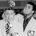 Ali and Howard Cosell covered the 1972 Olympic boxing trials together, but their history dates back to the entertaining commentary and interviews Cosell had with the heavyweight champ.