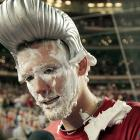After making his rather impressive big league debut on June 8, the young Washington Nationals fireballer was obviously in the midst of his postgame shave when rudely interrupted by an inquiring media type.