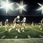 The Dolphins-Bears game in December 1985 drew a Monday Night Football-record 70 million viewers. Chicago came in 12-0, but lost 38-24 -- its only defeat en route to winning Super Bowl XX.