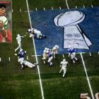 The top sports moments to happen within the city itself, including neutral-site matchups such as college bowl games, super bowls, NCAA Tournaments, etc.   Despite playing for a 19-point underdog, Jets quarterback Joe Namath guaranteed New York would go home victorious. Namath kept his promise by  leading the Jets to a 16-7 win against the Colts, with Namath throwing for 206 yards. Within four months of the game, the American Football League and National Football League merged.