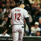 After a turbulent relationship with the Giants and former teammate Barry Bonds, Kent returned to San Francisco in an Astros uniform during the 2004 season. He was booed each time he stepped into the batter's box, finishing 0-for-4 with two strikeouts.