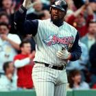 Red Sox fans booed Mo Vaughn during the middle of the 1998 season when he declared he had no intention of re-signing with Boston after the season. But when he came back to Fenway, the fans gave him a standing ovation in his first at-bat. He was a strikeout victim twice in a game that saw Pedro Martinez fan 15.