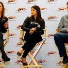 Kelly and Dale Earnhardt Jr. join Patrick as they discuss her future with JR Motorsports' Nationwide team.