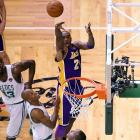 """On what some called an """"off-night,"""" Kobe still poured in 29 points, to go along with seven rebounds, four assists, three blocked shots and two steals."""