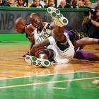 Garnett returned to top form in Game 3, hustling for loose balls and scoring a team-high 25 points (more than Games 1 and 2 combined).