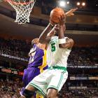 K.G. showed flashes of his old self in Game 3, but the Lakers win means Boston will eventually have to head back to L.A. to win the title.