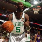 In the win, Garnett posted a double-double (18 points, 10 rebounds), in addition to five steals, two blocks and three assists.