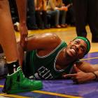 Paul Pierce had 18 points and 10 rebounds for the fourth-seeded Celtics, who just couldn't close out the last quarter of a stunning playoff run.