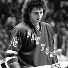 The Ranger heartthrob brought the Peter Frampton perm to the NHL in the late '70s.