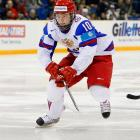 """European Scouting says:  """"Vladimir is very effective around the net with his excellent overall skill level and vision. He is a strong, mobile skater with a quick shot. He is not only a sniper, but also a good passer and playmaker. There are no real weaknesses in his overall game and he will be one of the most interesting prospects at the draft."""""""