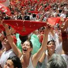Bet you didn't know that the bulls at this legendary event in Pamplona, Spain, are incited to run by women waving their granny bloomers (red, of course). We didn't, either.