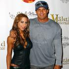 Where there's a will, there's Jose. Mr. Canseco and a striking guest partook of the annual Sports Dream Celebrity Poker and Pool Party at the Playboy Mansion in Beverly Hills. Good to see the former slugger is sticking to church-oriented activities...